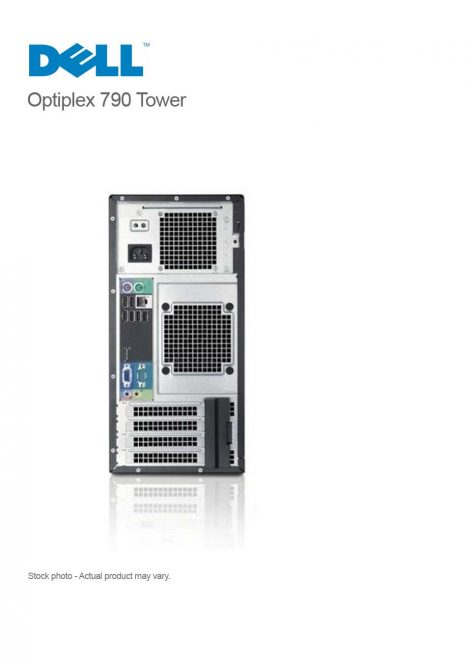 DELL OptiPlex 790 Mini Tower