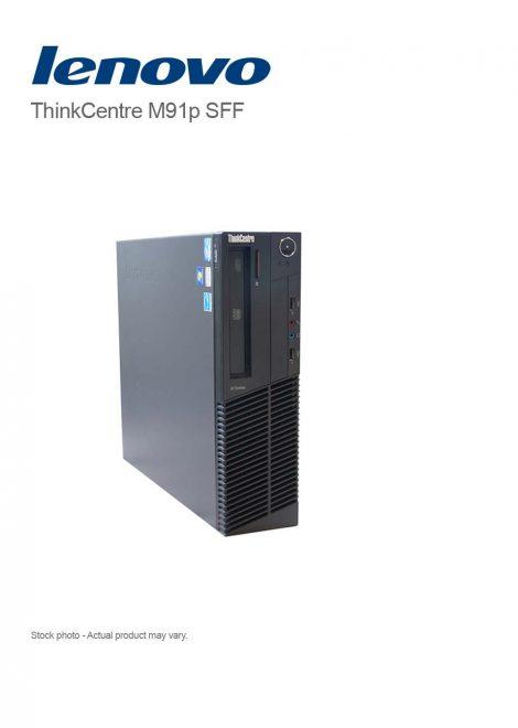 Lenovo ThinlCentre M91p SFF
