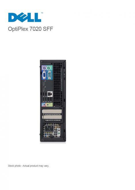 Dell OptiPlex 7020 Small Form Factor