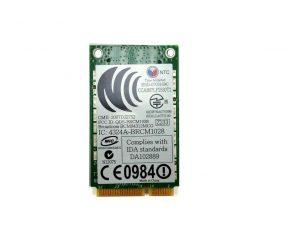 Broadcom BCM94312MCG 802.11b/g Wireless Mini PCIe Adapter