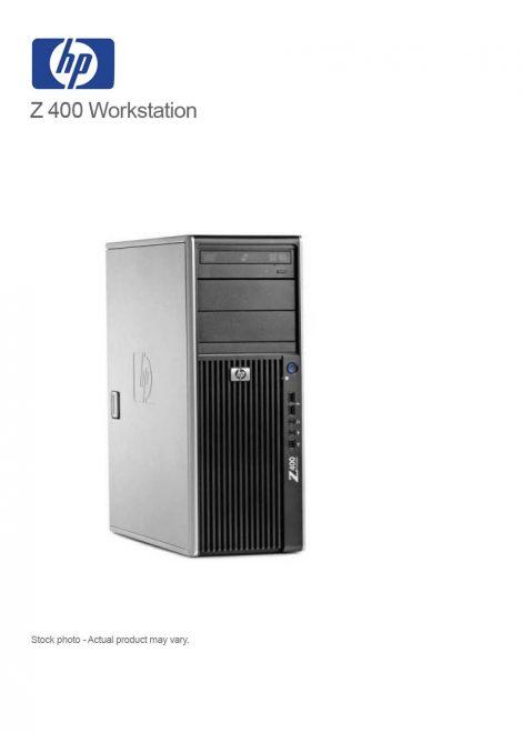 HP Z400 Workstation Xeon