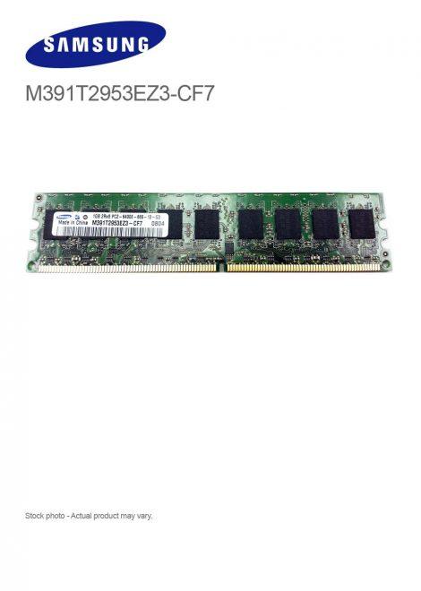 Samsung 1GB PC2-6400E DDR2-800MHz ECC Unbuffered CL6