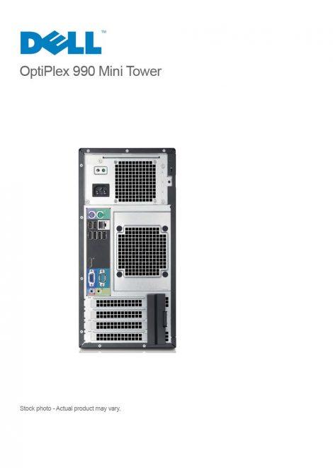 DELL OptiPlex 990 Mini Tower