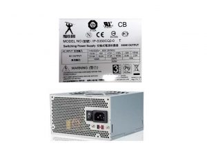 Power Man IP-S350CQ2-0 T 350W Switching Power Supply