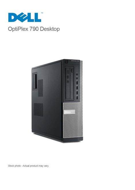 DELL OptiPlex 790 Desktop PC