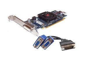 AMD Radeon HD6350 512 MB PCI-E ATI-102-C09003 (B) with DMS-59 connector