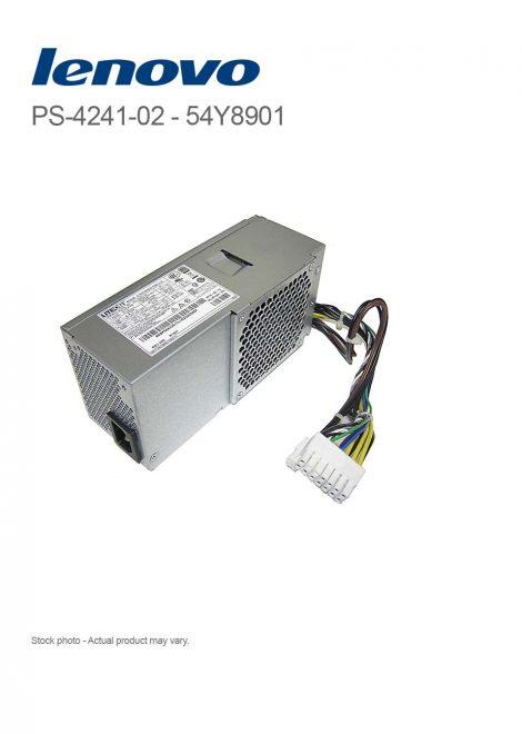 Lenovo 240W PSU PS-4241-02 for ThinkCentre M78 M82 SFF - 54Y8901