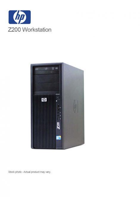 HP Z200 WorkstationTower