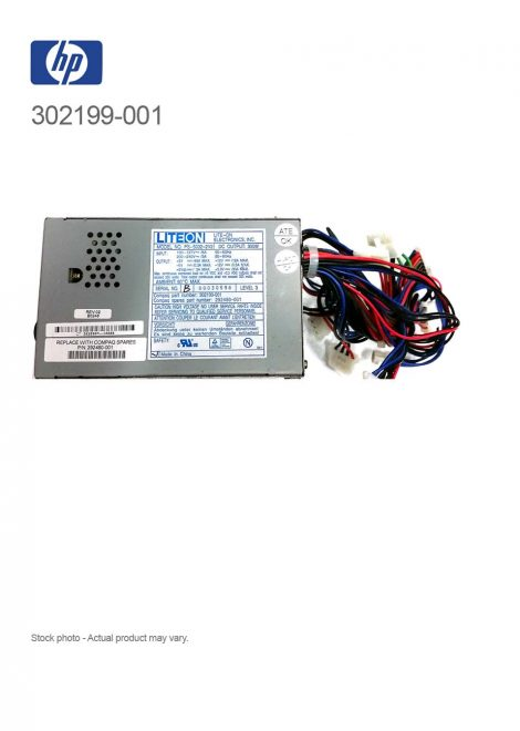 HP 302199-001 300 Watt LITEON PS-5032-2V2 Power Supply