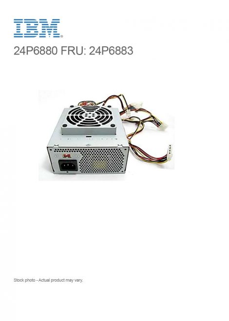 IBM NetVista 185W 24P6880 20-pin ATX PSU for NetVista SFF