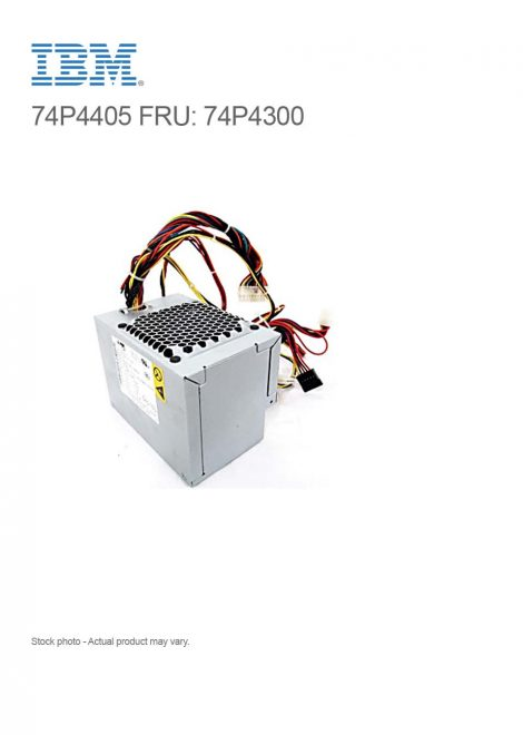 IBM Lenovo ThinkCentre 230W 74P4405 PSU for 8187 Desktop