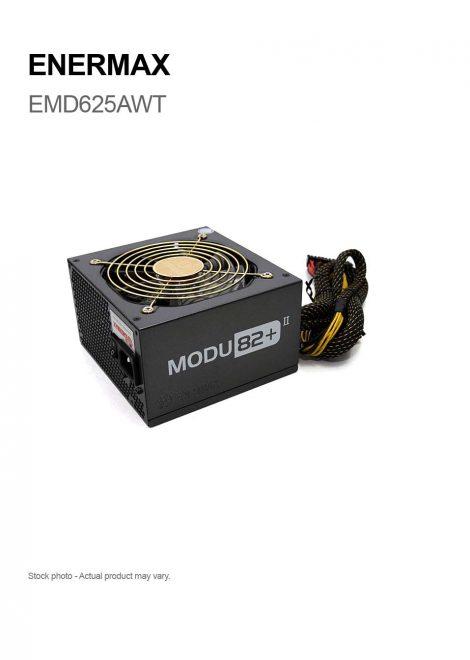ENERMAX MODU82+ EMD625AWT 625W ATX12V v2.3 ready