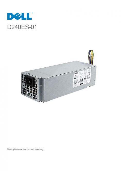 Dell 240W Power Supply for OptiPlex 3010 7010 9010 SFF D240ES-01