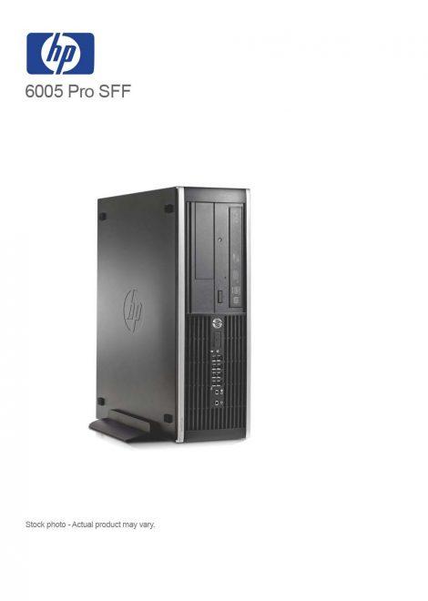 HP Compaq 6005Pro Business PC SFF