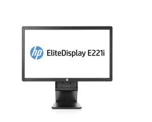 "HP EliteDisplay E221i 21.5"" LED"
