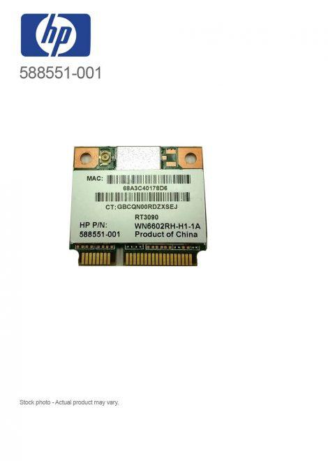 HP 588551-001 802.11 b/g/n Wi-Fi WLAN Wireless Half Mini Card
