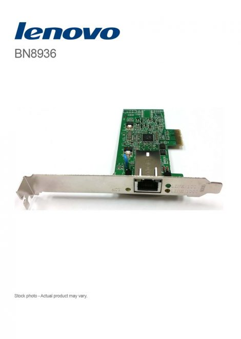 Lenovo Gigabit Ethernet LAN PCI-E Network card 100/1000M FRU03T8162