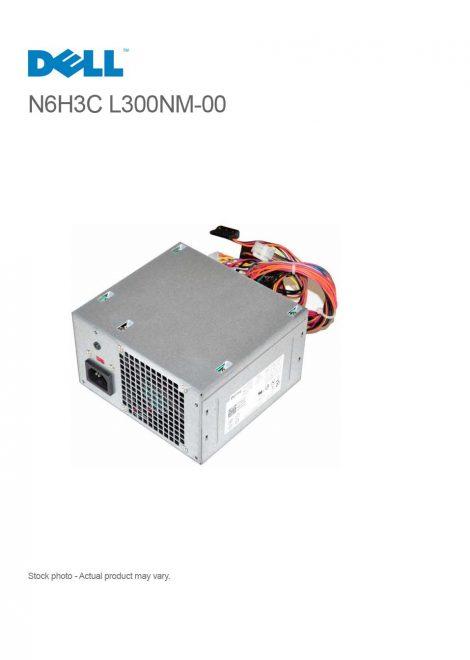 Dell 300W PSU N6H3C L300NM-00 for Inspiron 620 Vostro 260 420 Tower