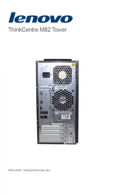 Lenovo ThinkCentre M82 Tower PC