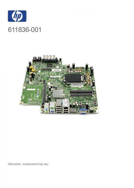 HP 611836-001 System Board For Compaq 8200 Elite Ultraslim PC