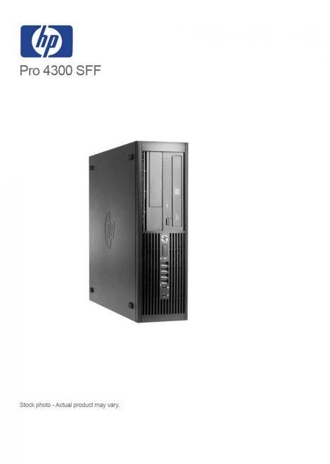 HP Pro 4300 SFF PC