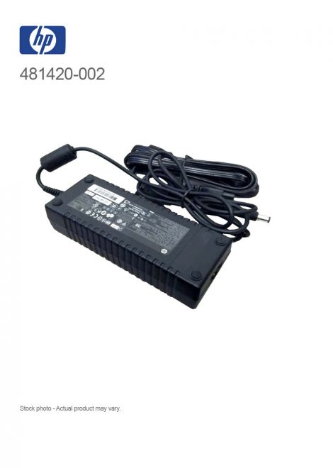 Original 135W 19V 7.1A HP 481420-002 AC Adapter Charger with Power Cord