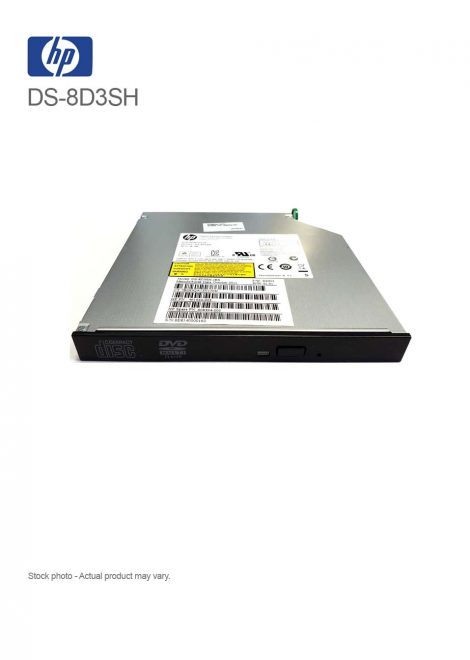 HP Slimline SATA Internal DVD-ROM Drive DS-8D3SH