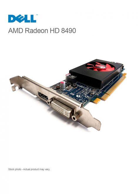 Dell AMD Radeon HD 8490 1GB GDDR5 DVI DP PCI-E x16