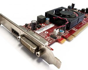 AMD Radeon HD 5450 PCIe DVI DP Video Card Lenovo FRU89Y6151